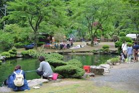 宮本養魚場,広島,釣り,スポット