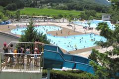 丹波自然運動公園,夏休み,プール,京都