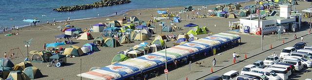 はぼろサンセットビーチ,子ども,北海道,海水浴