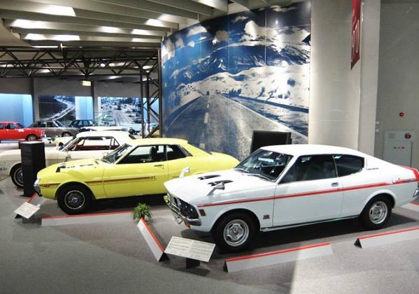 トヨタ博物館,車,道路,愛知