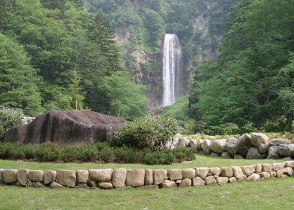 奥飛騨 平湯大滝公園,東海,滝,観光