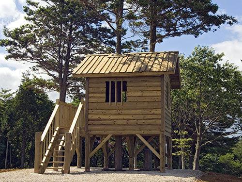 オートリゾート八雲ツリーハウス,北海道,キャンプ場,おすすめ