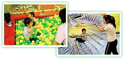 モーリーファンタジー,福岡,室内遊び場,子ども