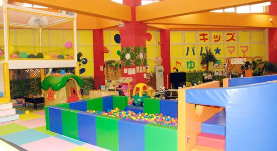 ふぇすたらんどニコニコガーデン,福岡,室内遊び場,子ども