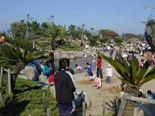 広野海岸公園じゃぶじゃぶ池,じゃぶじゃぶ池,静岡県,おすすめ