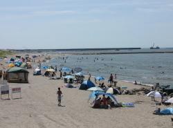 島見浜海水浴場,新潟県,海水浴場,おすすめ
