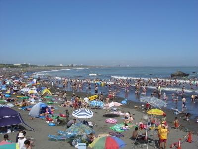 大磯海水浴場,神奈川県,海水浴場,おすすめ