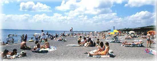 いなげの浜,海水浴場,千葉県,おすすめ