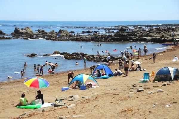 海鹿島海水浴場,海水浴場,千葉県,おすすめ