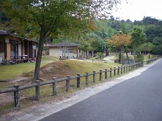 宮島包ヶ浦自然公園キャンプ場,広島県,キャンプ場,自然