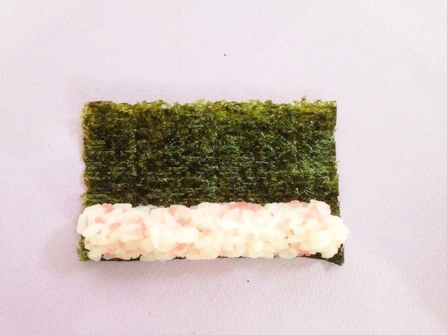 細巻き,飾り,巻き寿司,巻き方
