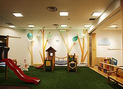 複合遊具,室内,遊び場,東京