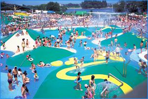 砂沼サンビーチ水の森,茨城県,おすすめ,幼児用プール