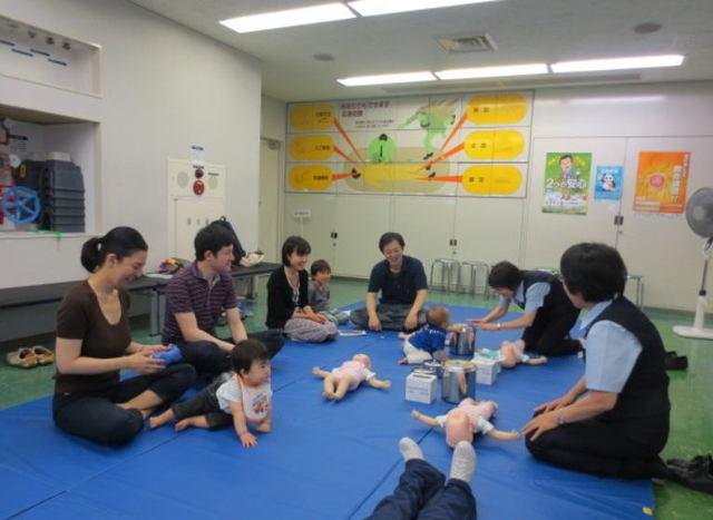 応急手当講習,防災,イベント,東京
