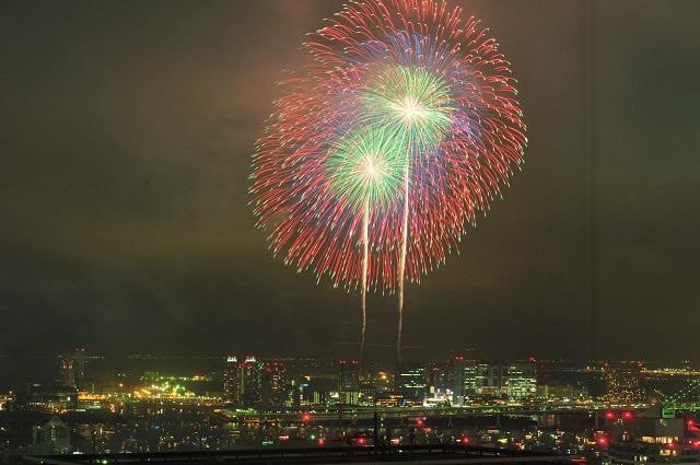 パークホテル東京花火,2015,花火大会,隅田川