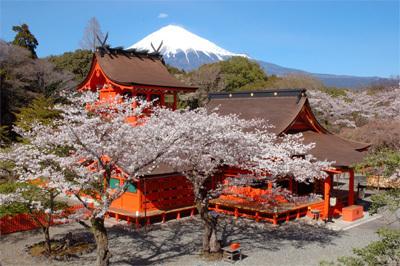 富士山本宮浅間神社,富士山,観光,おすすめ