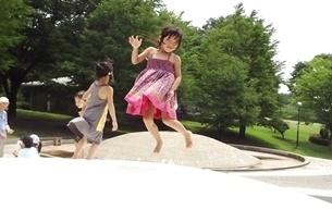 ぐんまフラワーパーク,ふわふわドーム,公園,ジャンプ