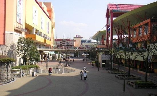 海老名中央公園,海老名駅,ビナウォーク,子鉄