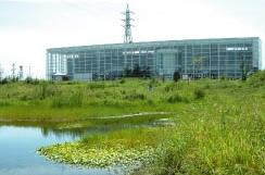 愛知県下水道科学館の外観,子ども,おすすめ,科学館