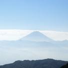フフ山梨からの富士山,農村,自然体験,