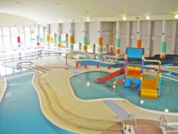柏崎アクアパークのプール施設,新潟,プール,