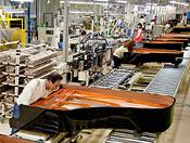 ヤマハピアノ掛川工場,うなぎパイ,工場見学,静岡県