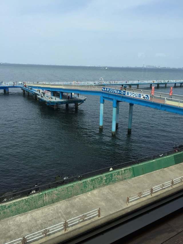 海づり公園,千葉県,海釣り,オリジナルメーカー海づり公園