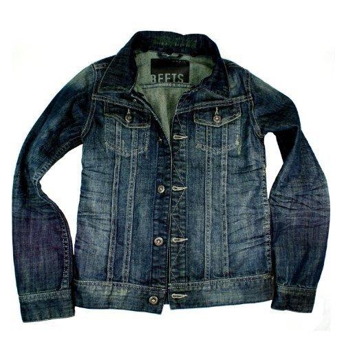 (ビーツ) BEETS 子供 Gジャン デニム ジャケット 122374 denim jacket 90cm,キッズ,デニム,ジャケット
