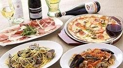 トラットリアパパミラノの料理,有楽町,ランチ,子連れ