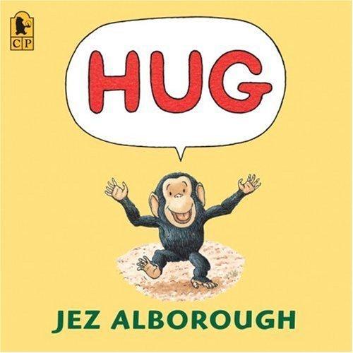 Hug,英語,絵本,おすすめ