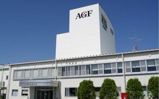 AGF関東(株)の外観,コーヒー,工場見学,