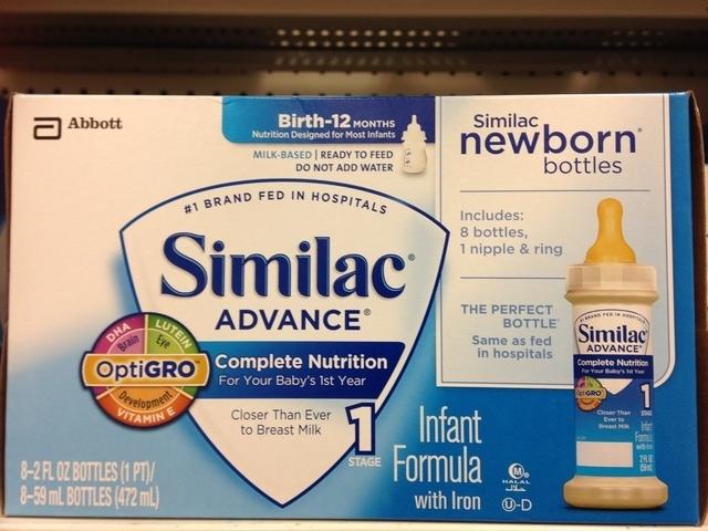 6本入り$7.19,液体ミルク,アメリカ,ランチ