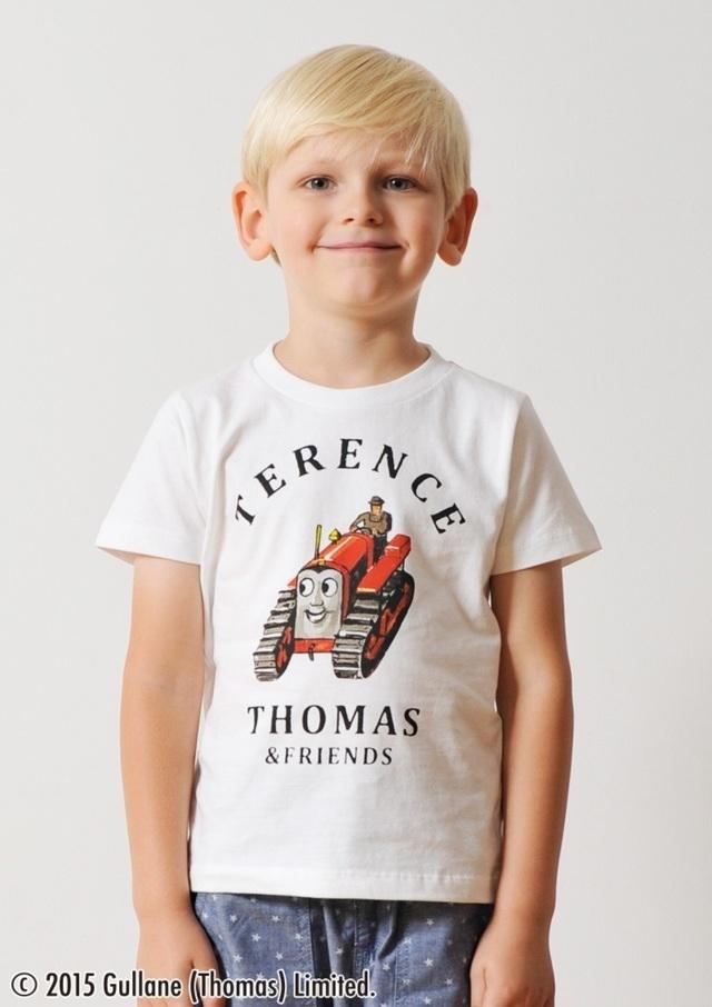 テレンス,Tシャツ,グラニフ,親子