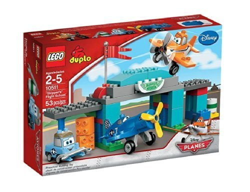 レゴ デュプロ プレーンズ スキッパーのフライトスクール 10511,ディズニー,プレーンズ,映画