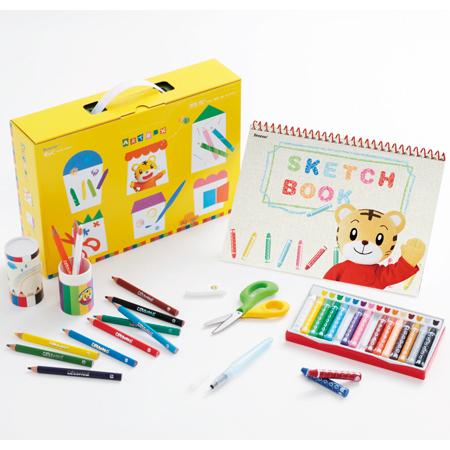 ART BOX 右利き用 ベネッセ,しまじろう,おもちゃ,おすすめ