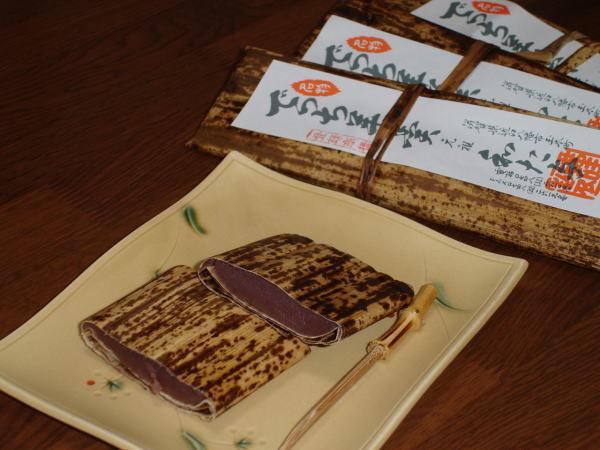 でっち羊羹,滋賀県,お土産,お菓子