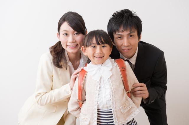 入学式の親子,入学式,ファッション,マナー