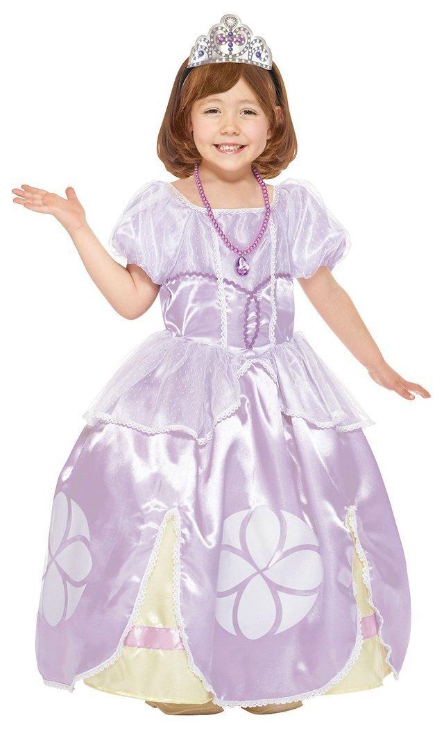 小さなプリンセスソフィアの衣装,ディズニー,ハロウィン,仮装衣装