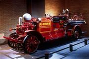 展示消防自動車,体験,四谷,消防博物館