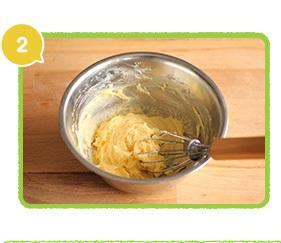 卵を入れて混ぜる,レシピ,子ども,クリスマス