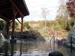 露天風呂,御胎内温泉,子ども,健康センター