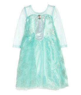 H&M プリンセスドレス,子ども,プリンセス,ドレス