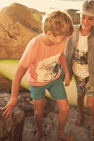 ピンク シャーク Tシャツ 2 枚パック,