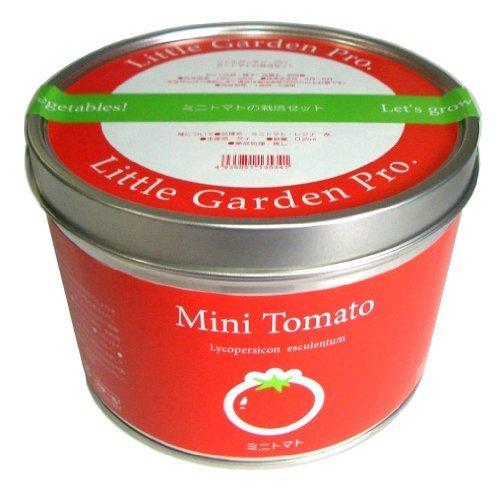 リトルガーデン・プロ ミニトマト ,野菜,栽培,簡単
