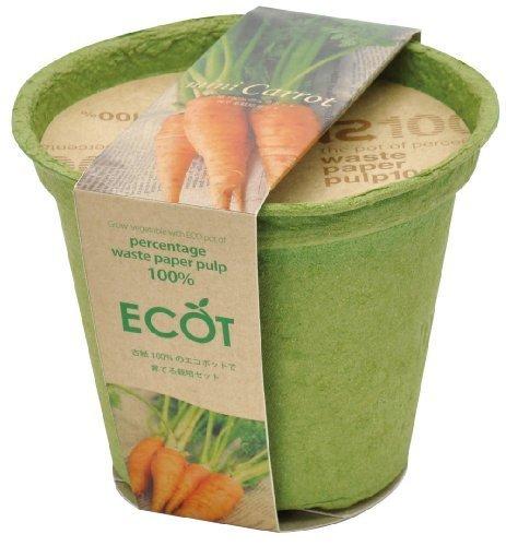 エコット M にんじん ,野菜,栽培,簡単