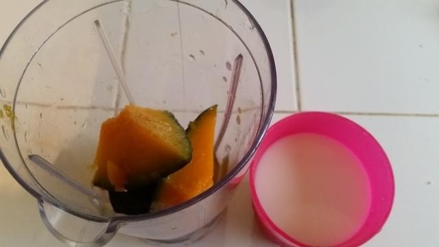 かぼちゃのアレンジレシピスープ,時短,簡単,レシピ