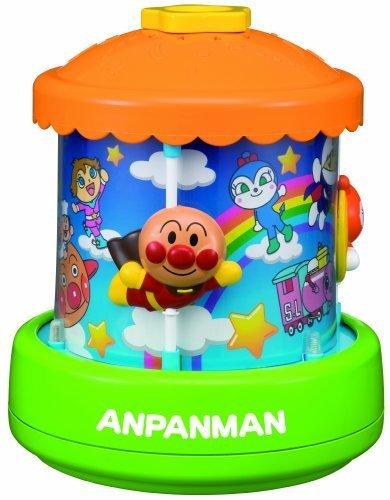アンパンマン NEWおやすみメリーゴーランド,おもちゃ,0歳,男の子