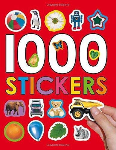 1000 Stickers,シール,ステッカー,おすすめ