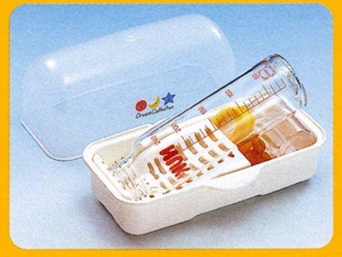 レック電子レンジ用ほ乳びん消毒器,哺乳瓶,電子レンジ,消毒