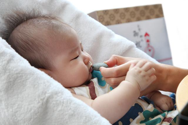 お食い初め歯がため,赤ちゃん,お食い初め,準備